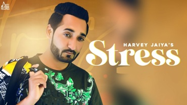Stress Lyrics - Harvey Jaiya