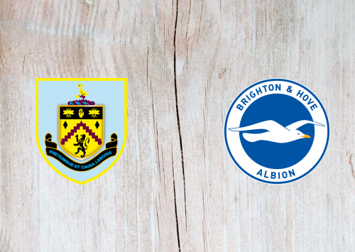 Burnley vs Brighton & Hove Albion -Highlights 26 July 2020