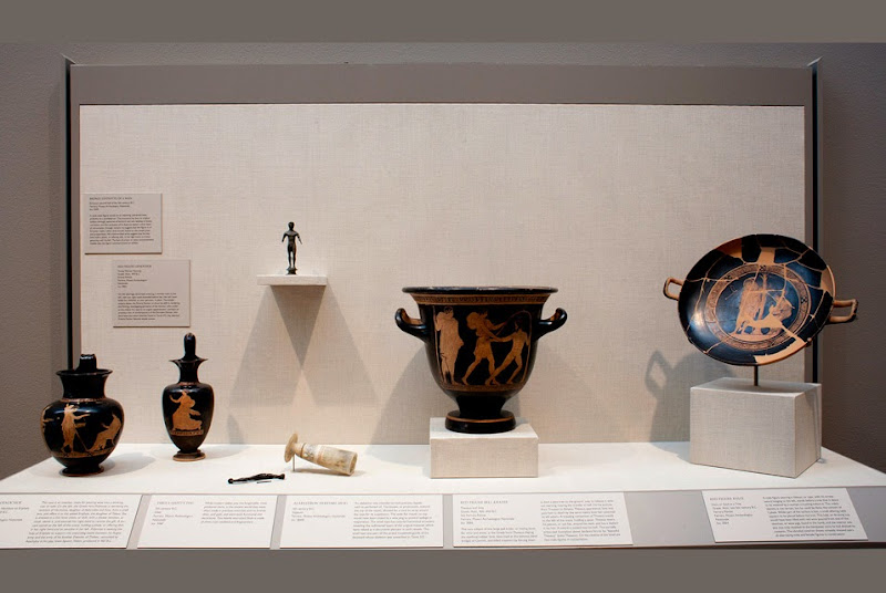 First display of excavated Etruscan tomb opens at the Dallas Museum of Art