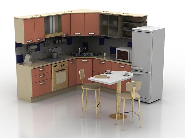Small Internal Kitchen Desgn