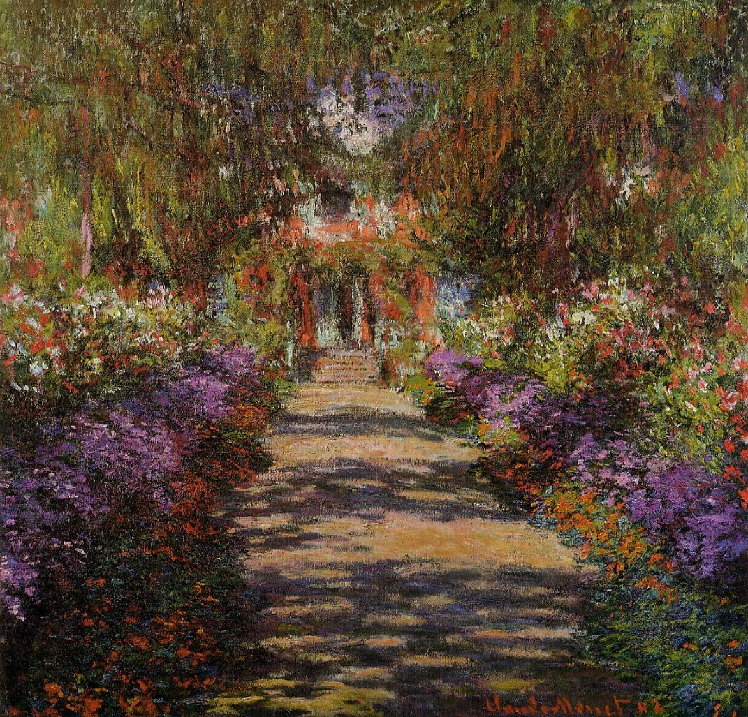 Claude Monet ~ Jardins