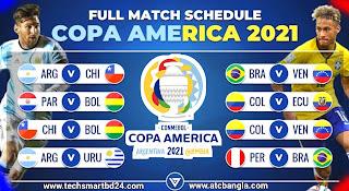 Copa America 2021 Live