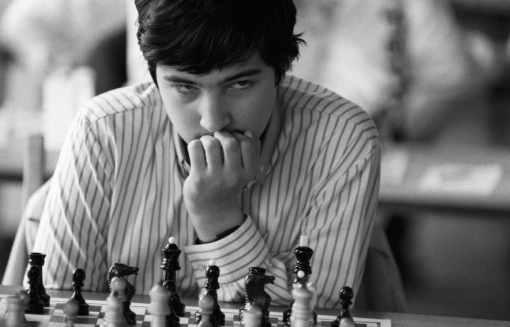 Vladimir Kramnik, ex-champion du monde d'échecs