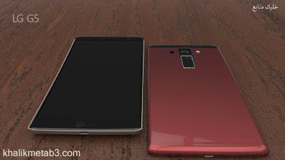 موبيل ال جي الجديد , ال جي جي 5 , LG G5 , هاتف LG G5 , مواصفات LG G5 , موعد نزول LG G5