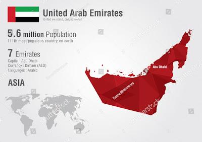 World Geography - United Arab Emirates (UAE)
