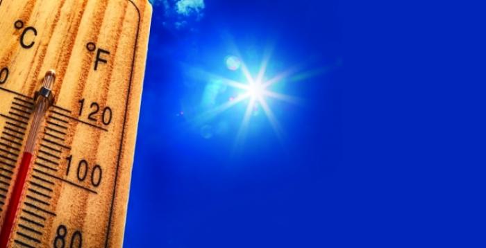 طقس اليوم…طقس حار ودرجة الحرارة تلامس 45°