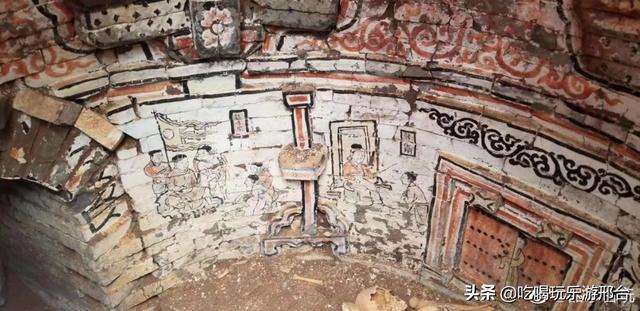 800-χρονος τάφος βρέθηκε στη βόρεια Κίνα