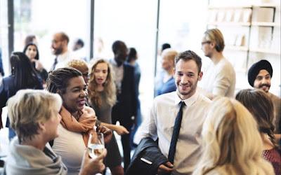Perluas Jaringan Bisnis (Networking)