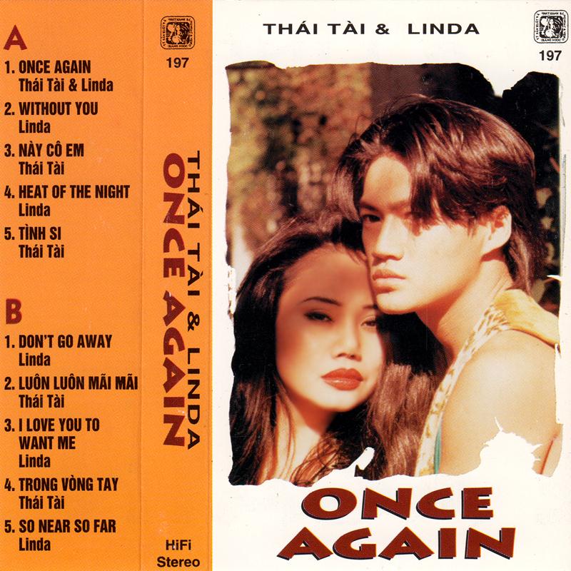 Tape Giáng Ngọc 197 - Thái Tài, Lynda - Once Again (WAV)