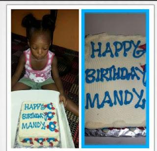 Happy Birthday To Miss Amanda!