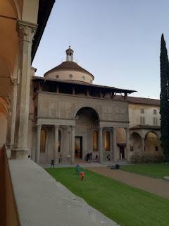 Immagine della Cappella dei Pazzi a Firenze