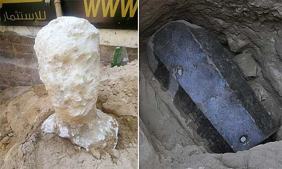 Maior sarcófago de Alexandria, no Egito, é encontrado por arqueólogos - Img 2