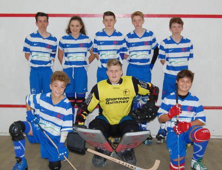 PRCH Under 17s Team