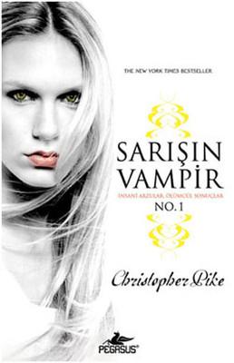 Sarışın Vampir - Christopher Pike - EPUB PDF İndir