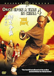 Once Upon A Time In China 4 Wong Fei Hung Film Wenzhuo Zhao
