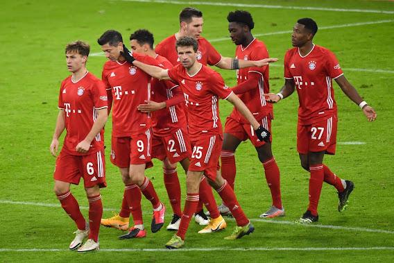 موعد مباراة بايرن ميونخ وكيل في كأس ألمانيا والقنوات الناقلة والتشكيل المتوقع