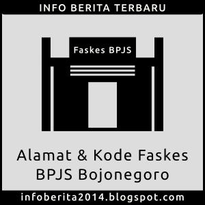 Daftar Alamat dan Kode Faskes BPJS Bojonegoro