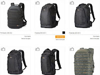 Jenis tas kamera berdasarkan cara membawanya