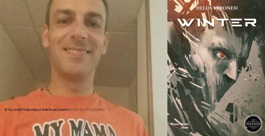 Winter, intervista a Delos Veronesi - Libri, scrittori, interviste