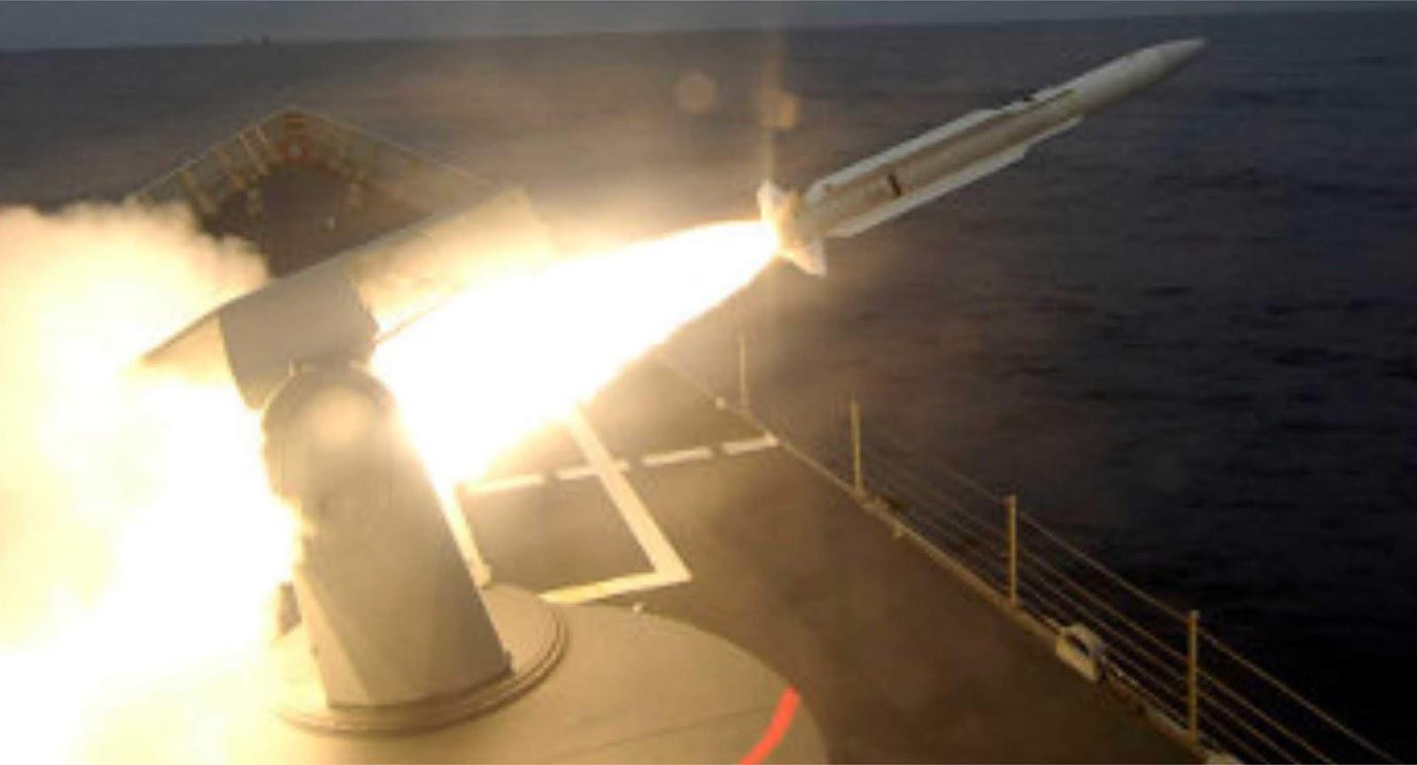 Amerika Serikat menyetujui pasokan SM-2 Korea Selatan