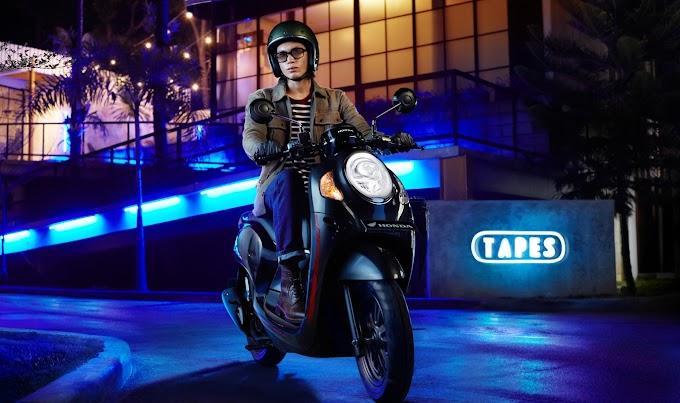 Mainkan Strategi Lama Honda Rilis Scoopy MY 2020