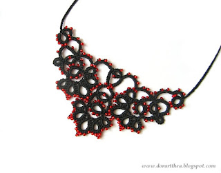 https://www.etsy.com/listing/171809174/tatted-lace-black-and-red-filigree