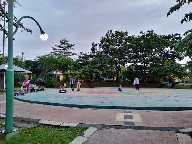Taman Balekemambang Purwokerto