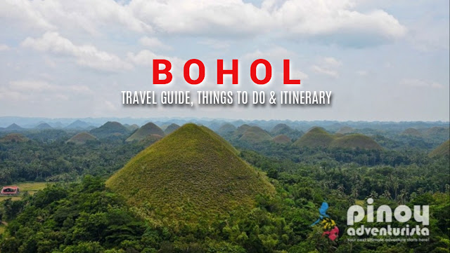 NEW UPDATED Bohol Travel Guide Guide Blogs Top Best Things to do in Bohol Philippines