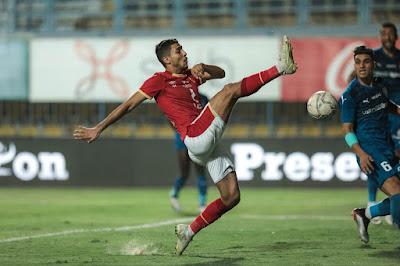 ملخص اهداف مباراة الاهلي واسوان (3-1) الدوري المصري