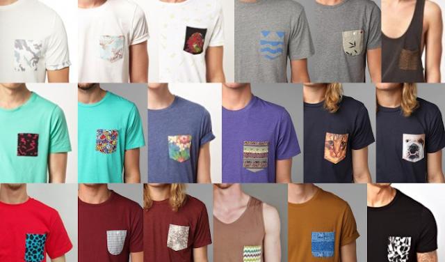 camiseta com bolso estampado (3)