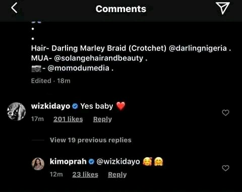 Wizkid Finds Love? Wizkid Spotted Flirting With BBNaija Kim Oprah #Arewapublisize
