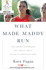 **AS FEATURED ON ANOTHER MOTHER RUNNER PODCAST** BOOK CLUB SELECTION FOR OCTOBER