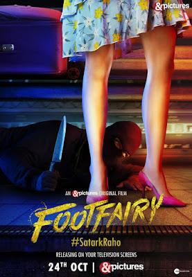 Footfairy (2020) Hindi 720p HDTV HEVC x265