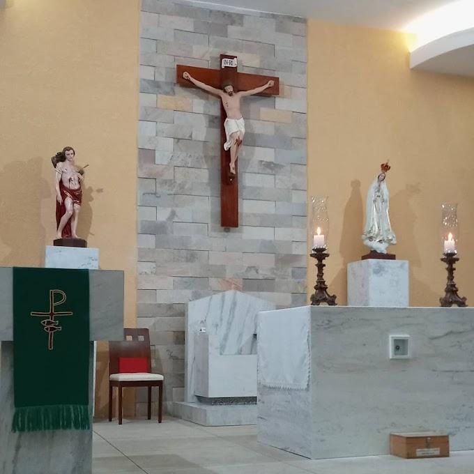 Diocese de Patos determina retorno de celebrações com presença de fiéis