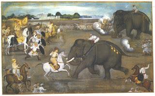 decline of mughal
