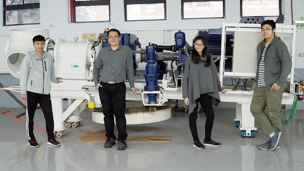 大葉大學與沃旭能源風電學徒計畫 甄選第一批實習人才