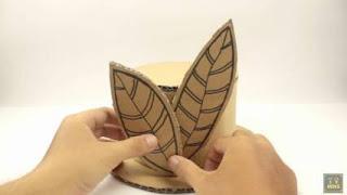 Begini Cara Membuat Topi dari Kardus yang Lucu Lengkap dengan Gambarnya