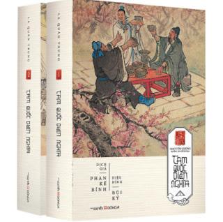 Tam Quốc Diễn Nghĩa - 2 Tập (Bìa Cứng - Tái Bản 2020) ebook PDF EPUB AWZ3 PRC MOBI