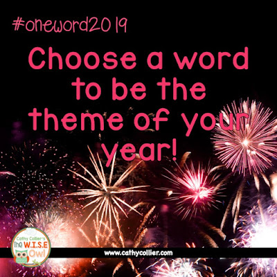 #oneword2019 will help me CREATE time, relationships, and memories and focus my attention and my intention. What is your #oneword2019?