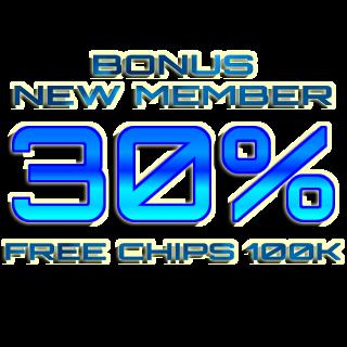 Mcb Poker promo bonus 30% new member