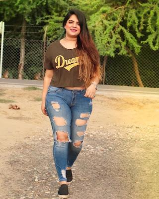 Neha Gadhvi influencer