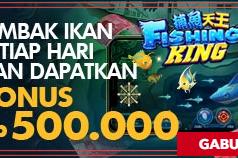 Bermain GAME TEMBAK IKAN di BK8 Berhadaih Rp. 500.000