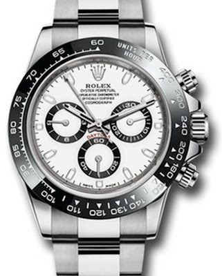 Pajak Rolex Daytona-116500LN-WhiteDial-Ceramic-Bezel-Box-Card RM70,000