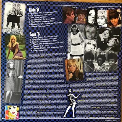 Girls In The Garage Volume 12 (Charming French Swinging Ladies)