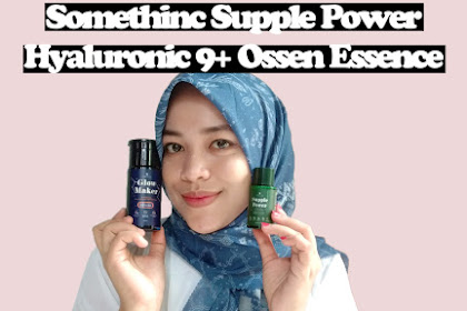 Somethinc Supple Power Hyaluronic 9+ Ossen Essence