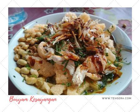 bubur ayam jakarta yang enak di denpasar