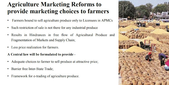 Agriculture-Marketing-Reforms