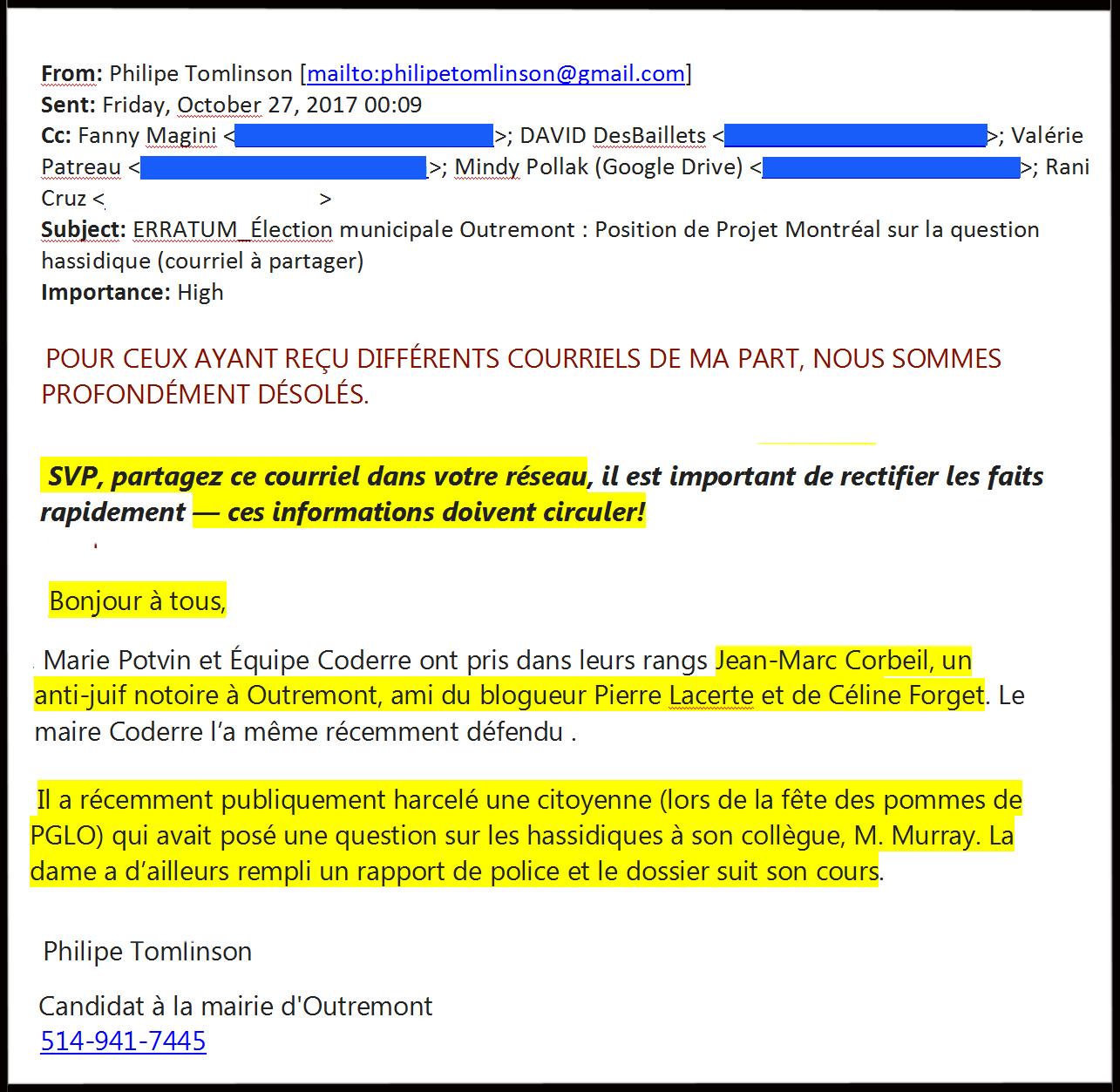 Ville Montr C3 A9al Qc Ca Payer Constat >> Accommodements Outremont