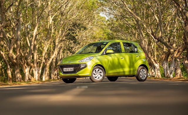 Hyundai Santro: Zippy Tallboy