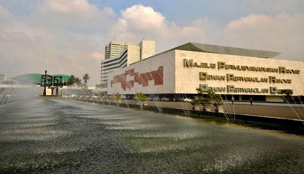 Persiapan Pengamanan Pelantikan Presiden, MPR-RI Gelar Rapat Tertutup